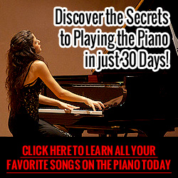 Learn Piano in 30 Days!