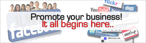 Promote your business using banners, Free banner advertising, Advertise using banners